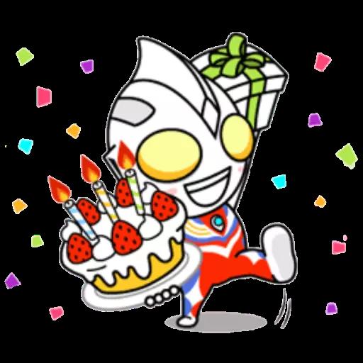 咸蛋超人 - Sticker 20