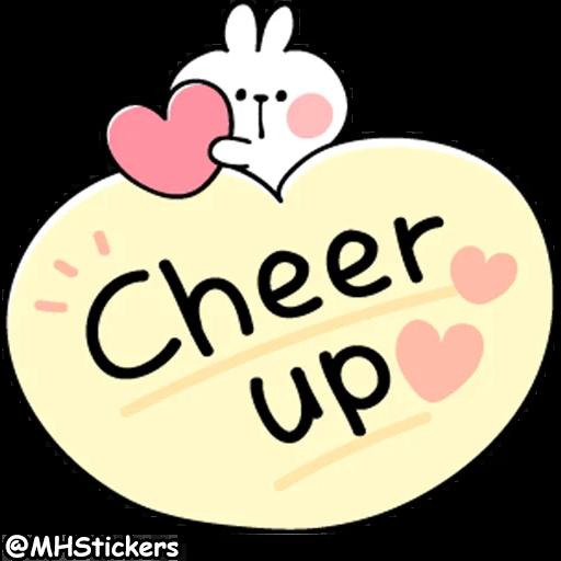 /sweet message - Sticker 19