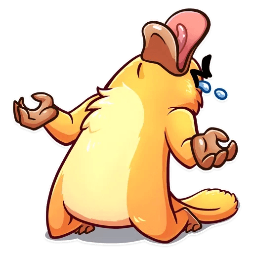 Cooper the Platypus - Sticker 14