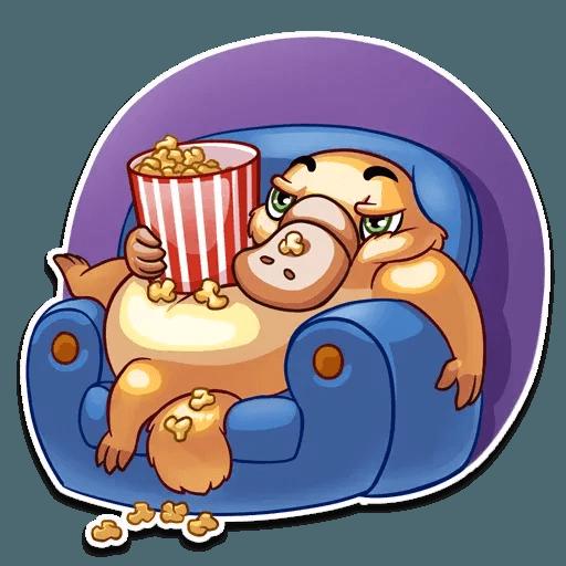 Cooper the Platypus - Sticker 26
