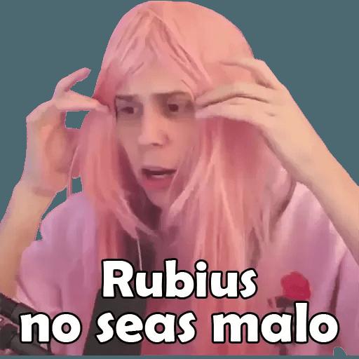 El Rubius II - Sticker 7