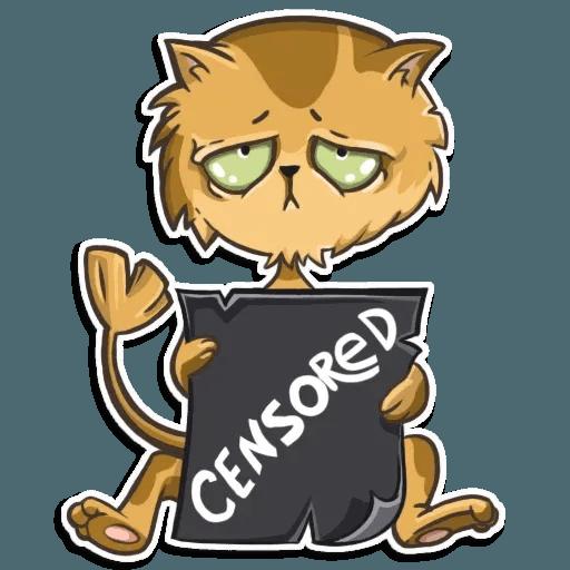 Cuts - Sticker 26