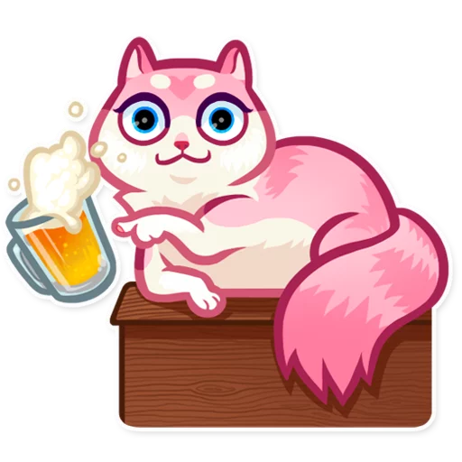 Pussy Cat 2 - Sticker 9