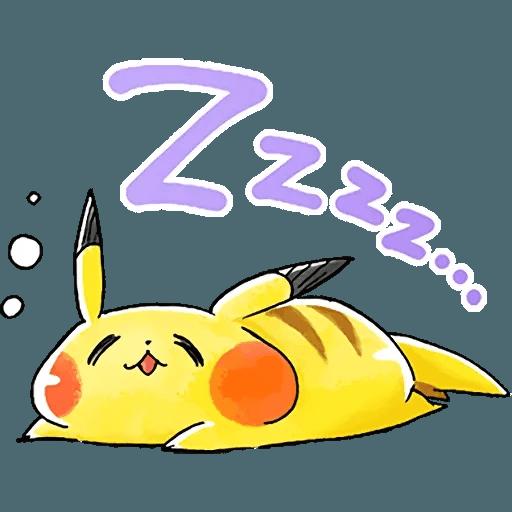 PokeGo - Sticker 27