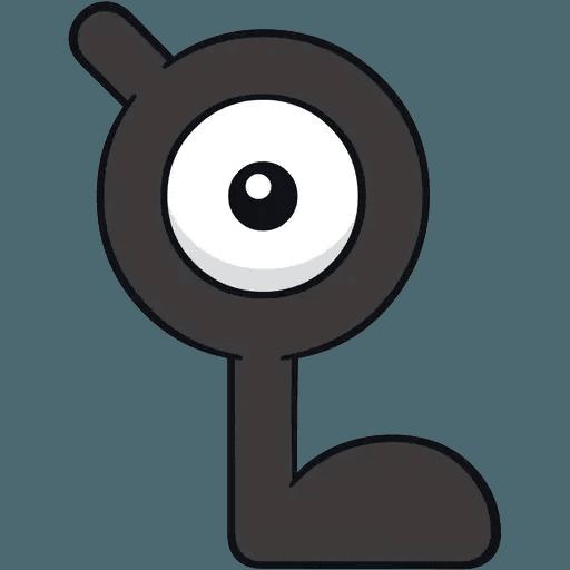 PokeGo - Sticker 2
