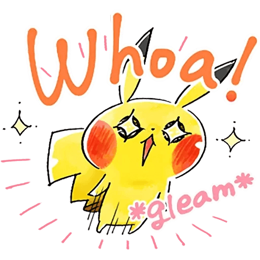 PokeGo - Sticker 5
