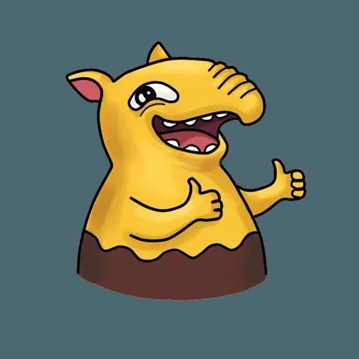 PokeGo - Sticker 3