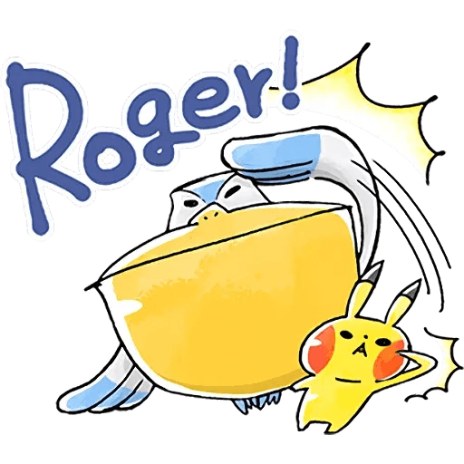 PokeGo - Sticker 30