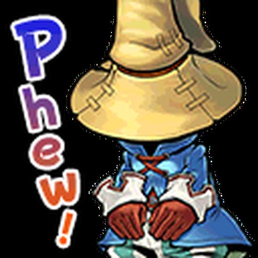 Final Fantasy Dissidia (Character Pack) Vol.01 - Sticker 8