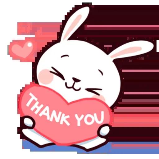 bunny - Sticker 9