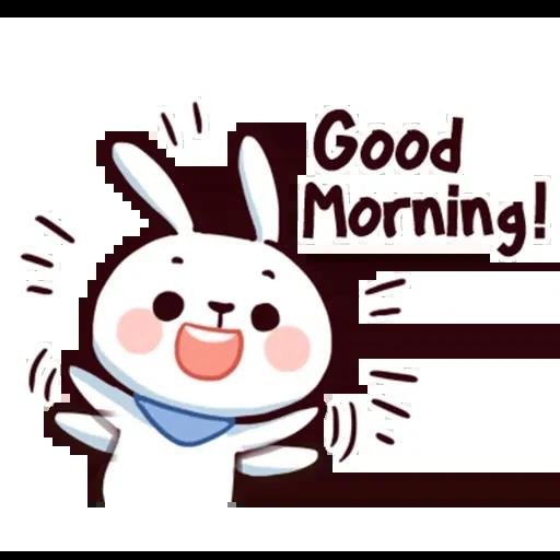 bunny - Sticker 2