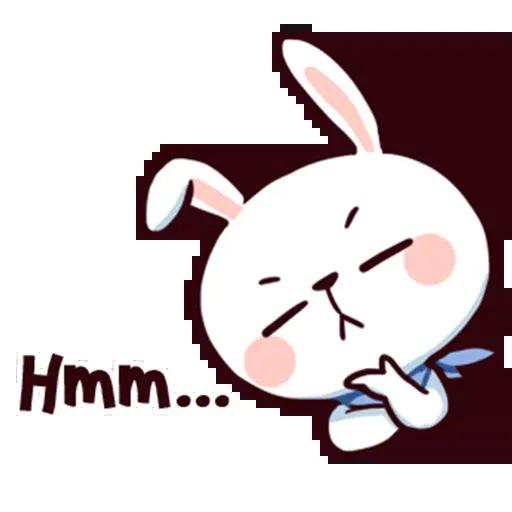 bunny - Sticker 10