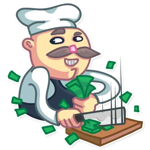 Master Cheef - Sticker 6