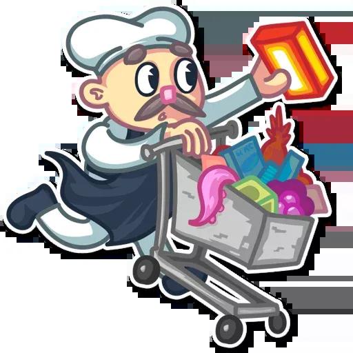 Master Cheef - Sticker 10
