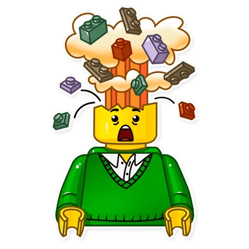 Lego is Awesome! - Sticker 6