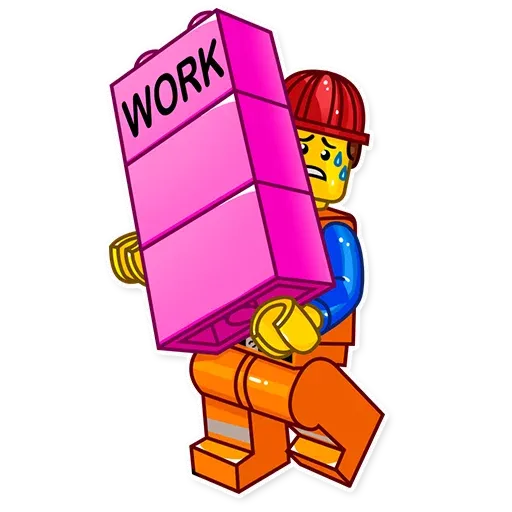 Lego is Awesome! - Sticker 11