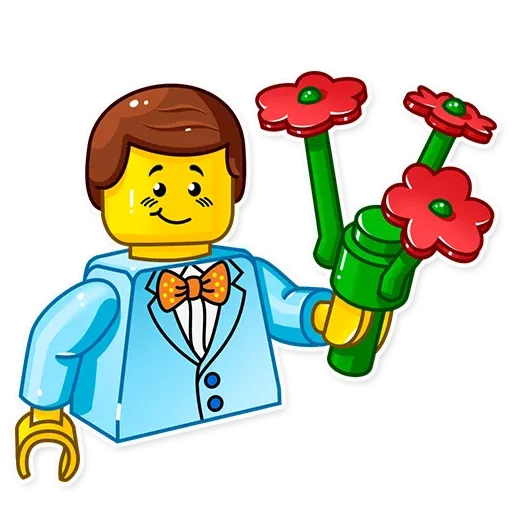 Lego is Awesome! - Sticker 20