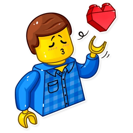 Lego is Awesome! - Sticker 2