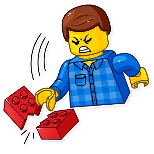 Lego is Awesome! - Sticker 13