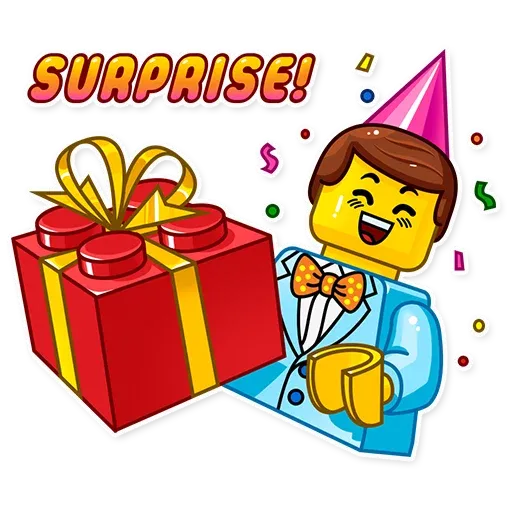 Lego is Awesome! - Sticker 14