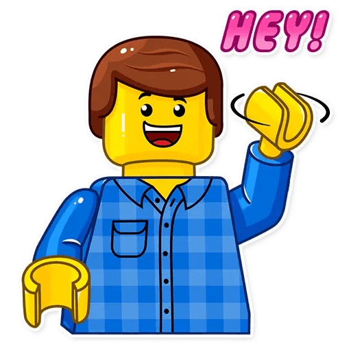 Lego is Awesome! - Sticker 4