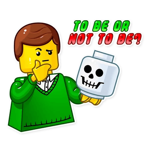 Lego is Awesome! - Sticker 7