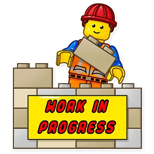Lego is Awesome! - Sticker 12
