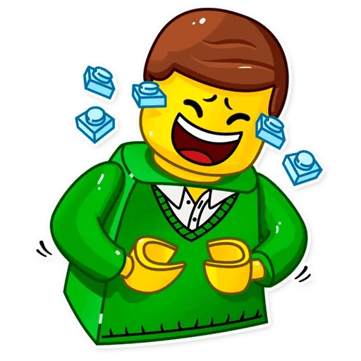 Lego is Awesome! - Sticker 1