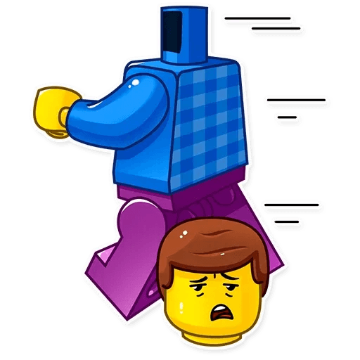 Lego is Awesome! - Sticker 10