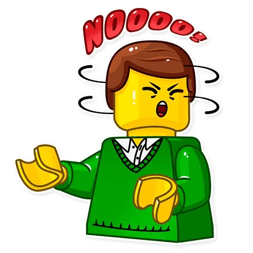 Lego is Awesome! - Sticker 19