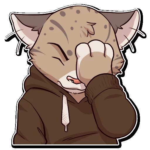 Jack Cat - Sticker 15