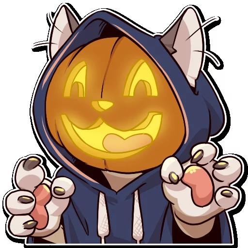 Jack Cat - Sticker 17