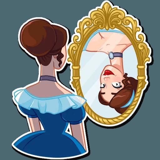 Lady - Sticker 19
