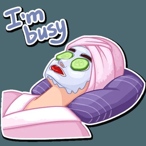 Lady - Sticker 11