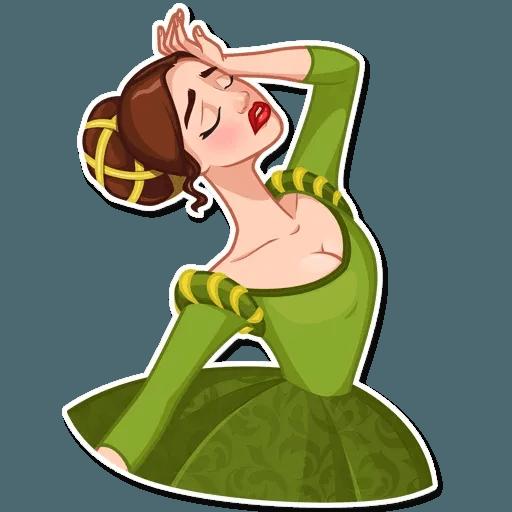 Lady - Sticker 22