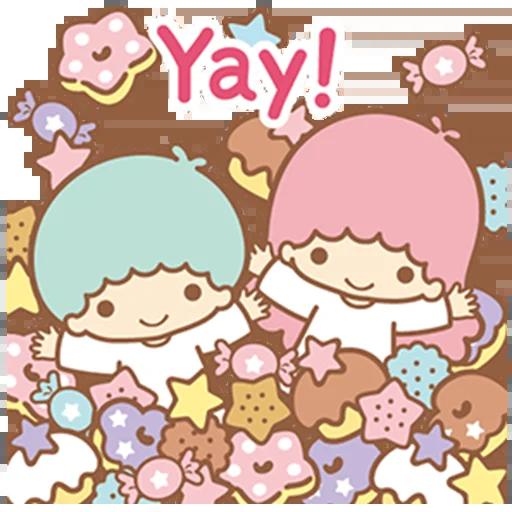 Kawaii - Sticker 30