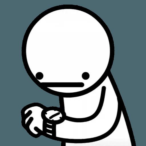 ASDF-MOVIE - Sticker 6