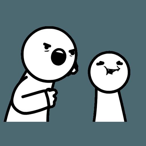 ASDF-MOVIE - Sticker 11