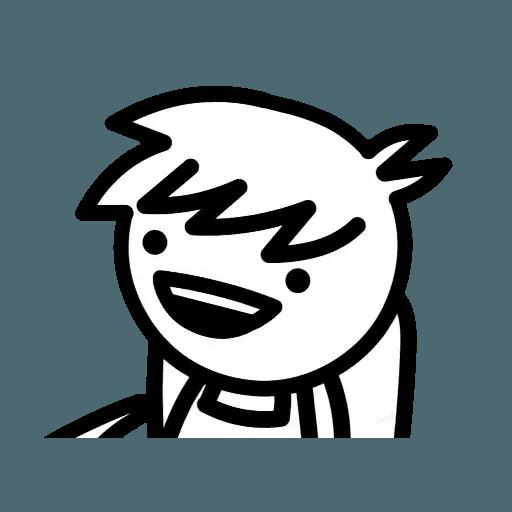 ASDF-MOVIE - Sticker 8