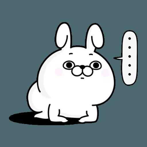 Rabbit - Sticker 29
