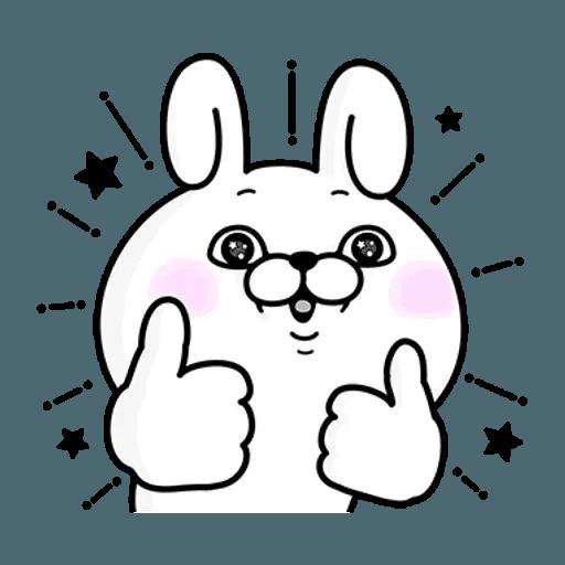 Rabbit - Sticker 3