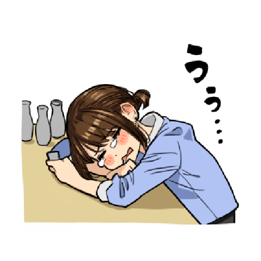 Douki-chan_1 - Sticker 6