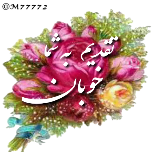 ادبی - Sticker 10