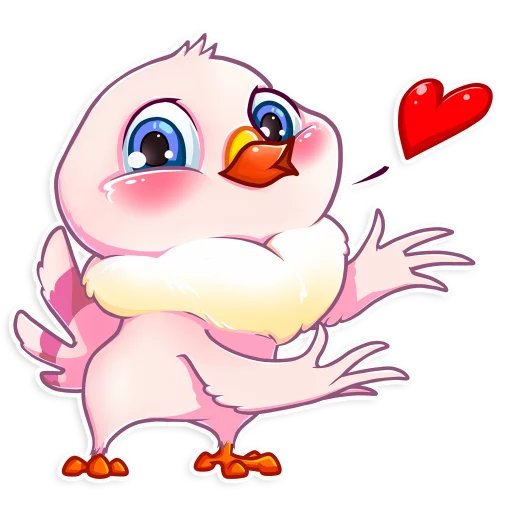 Lovedove - Sticker 2
