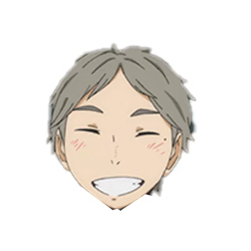 haikyu!!! - Sticker 26