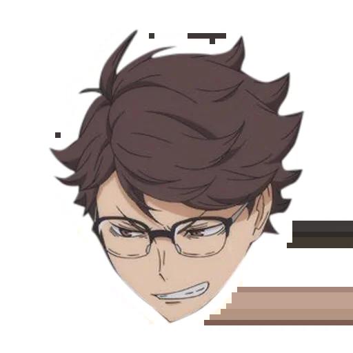 haikyu!!! - Sticker 5