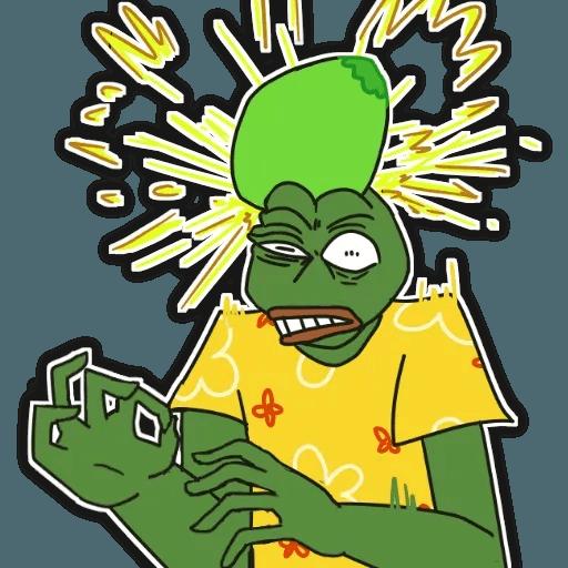 Pepe - Sticker 26