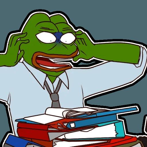 Pepe - Sticker 17