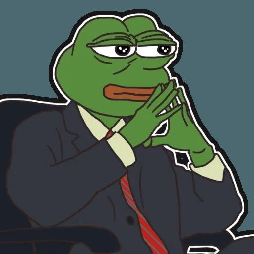 Pepe - Sticker 25