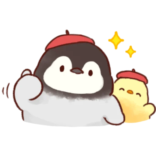 soft and cute chick 09 - Sticker 28